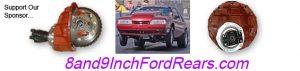 Custom Built Ford 9 Inch ad banner
